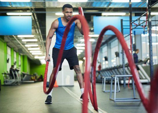 Les athlètes d'élite visualisent leurs obstacles pour les dépasser